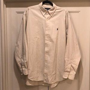 Vintage Polo Ralph Lauren Blaire Cut Size L Shirt